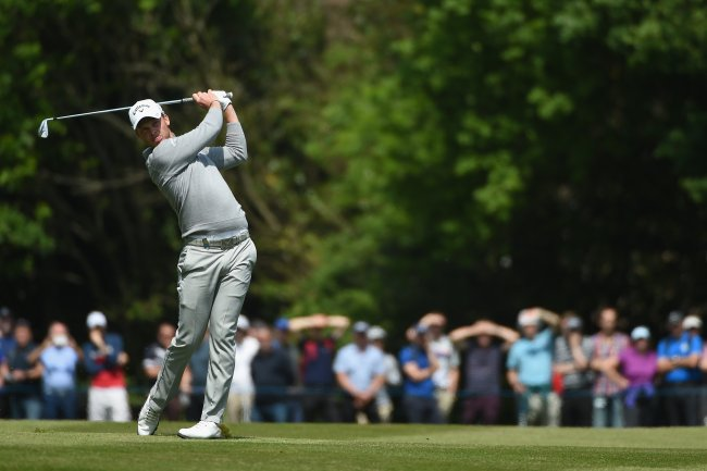 Bmw Pga Championship 2016 Friday Leaderboard Scores And Highlights