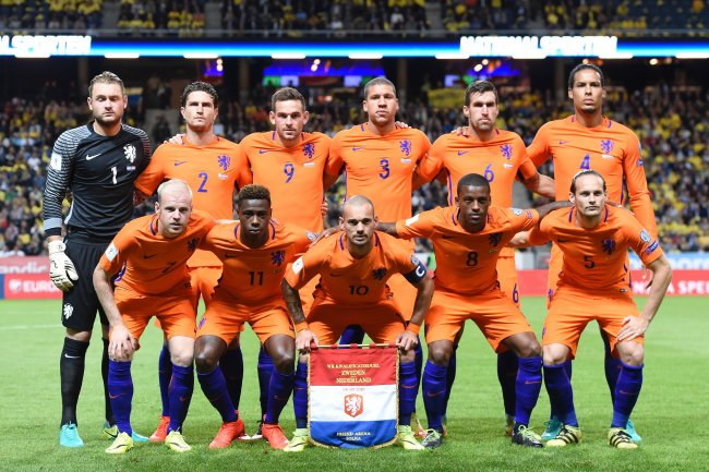 Holland Vs Schweden
