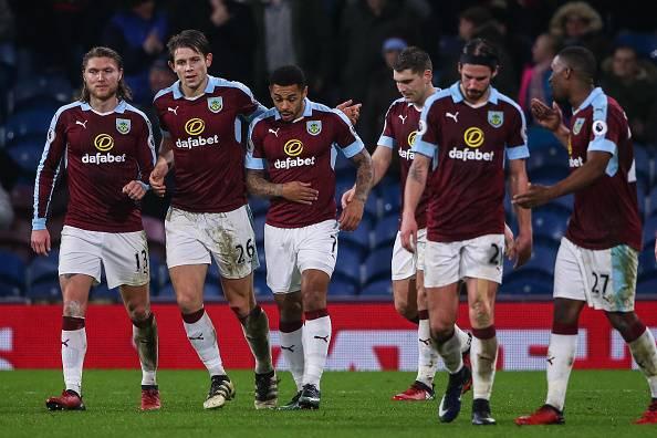 Image result for Burnley team 2017