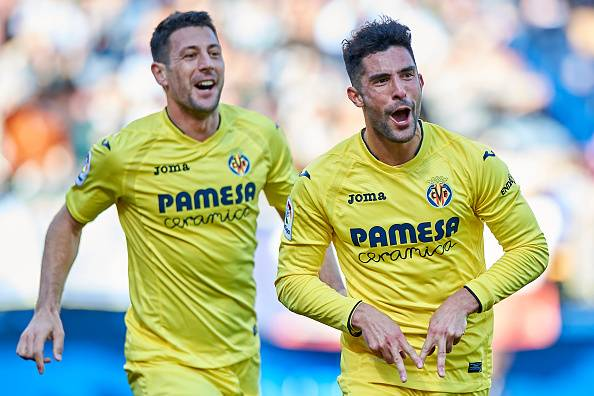 Image result for Villarreal TEAM 2017