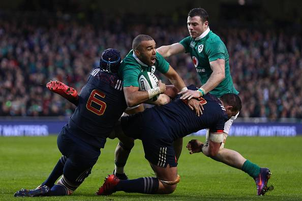 Image result for France vs Ireland 2017