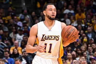 Tyler Ennis Lakers