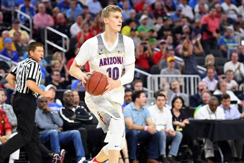 Mar 10, 2017; Las Vegas, NV, USA; Arizona Wildcats forward Lauri