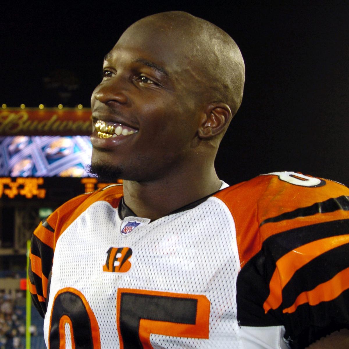Chad Johnson Turns Into Cb To Go Head To Head With Antonio