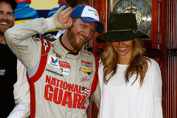 MARTINSVILLE, VA - OCTOBER 26: Dale Earnhardt Jr., driver of the #