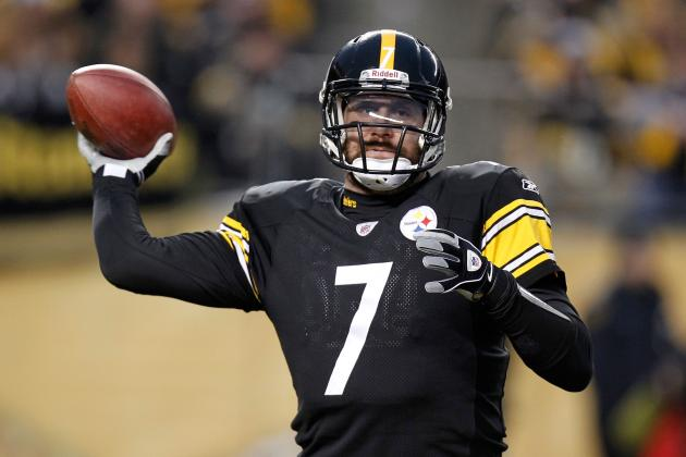 Pittsburgh Steelers QB Ben Roethlisberger Ready for Another AFC Title Game