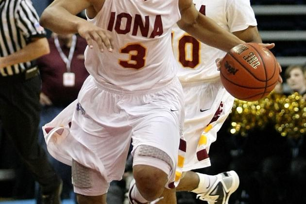 Iona Gaels Seeking 6-0 Start in MAAC Play Against Rival Manhattan Jaspers