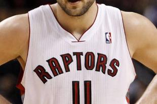 Toronto Raptors: Linas Kleiza Makes His Return