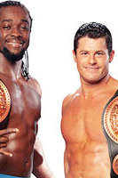 The Curious Case of Evan Bourne and the WWE Tag Team Titles