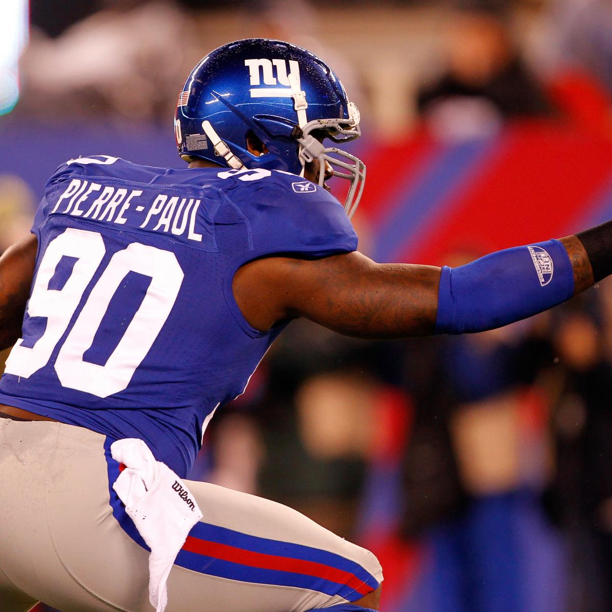 Jason Pierre Paul Rookie: New York Giants: If NFL Had A Most Improved Player, It'd