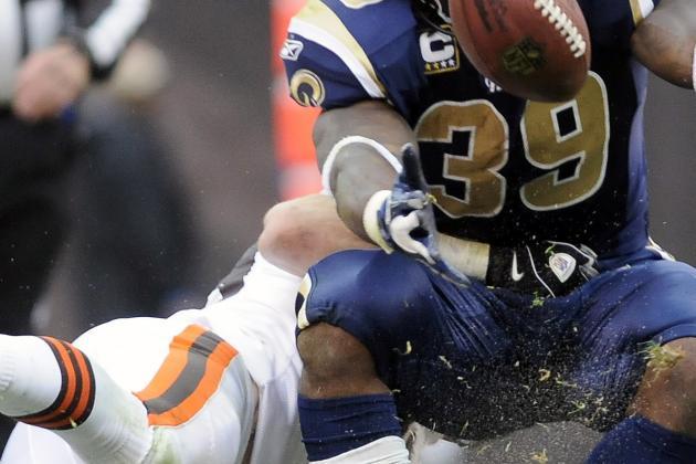 NFL Power Rankings: Cellar Dwellers Who Won't Improve Next Year