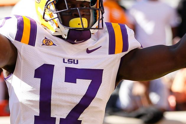 2012 NFL Draft: LSU Star Morris Claiborne Will Enter NFL Draft