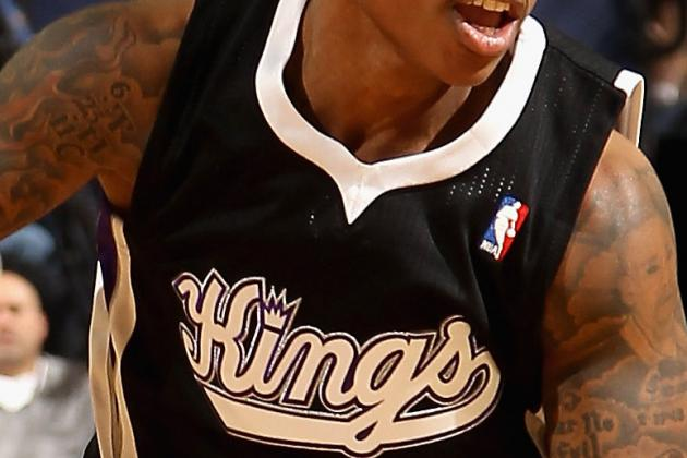 Jimmer Who? Isaiah Thomas Is the New Point Guard for the Sacramento Kings