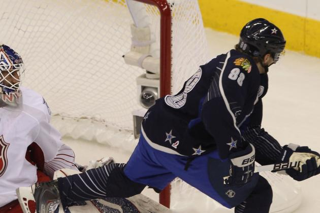 2012 NHL All Stars Announced: Big-Market Bias Taints New 42-Player Roster