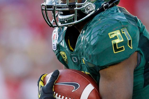 NFL Draft 2012: Why LaMichael James Will Be a Mid-Round Steal
