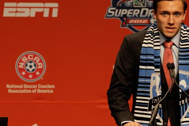 MLS Draft 2012: Andrew Wenger and Other First-Round Misses