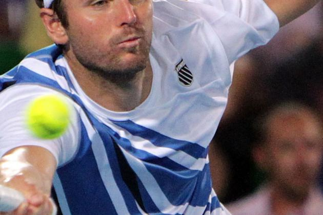 Mardy Fish: Will the 2012 Australian Open Be His Breakout Slam?