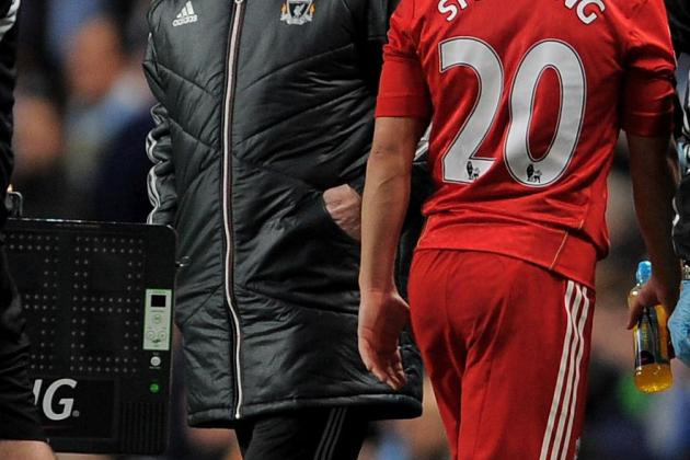 Liverpool FC: Jay Spearing's Injury and the Tactical Consequences