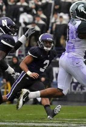 NFL Draft Profile: Michigan State WR B.J. Cunningham