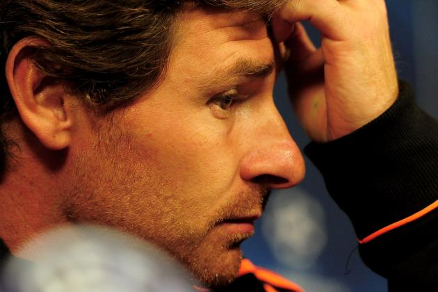 Premier League: Chelsea and AVB Must Go Backwards to Go Forwards