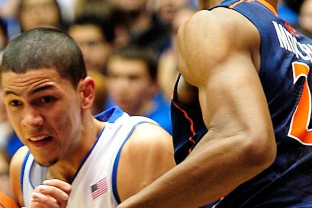 Duke Basketball: Rapid Reaction to Win over Virginia