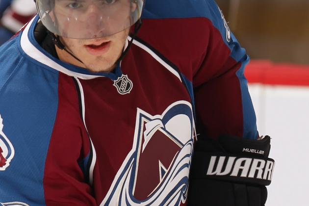 Colorado Avalanche: Analyzing Peter Mueller's First Game Back