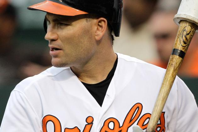 Tampa Bay Rays Sign a DH: Is Luke Scott 'the One?'