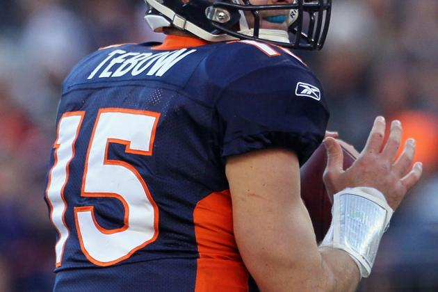 Tim Tebow and Tiger Woods Possible Pairing for AT&T at Pebble Beach Pro-Am