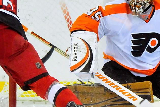 Philadelphia Flyers: Sergei Bobrovsky Denied Shutout by Defensive Breakdowns