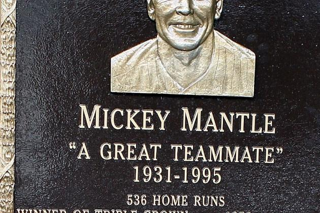 Rob Neyer: Kick Mickey Mantle Out of the Hall of Fame