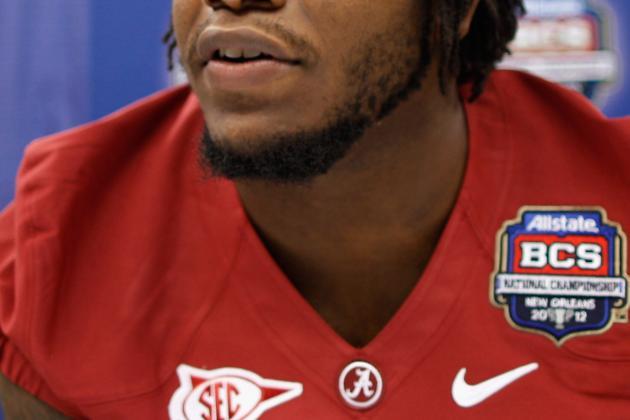 2012 NFL Mock Draft: Assessing the Top Senior Bowl Prospects