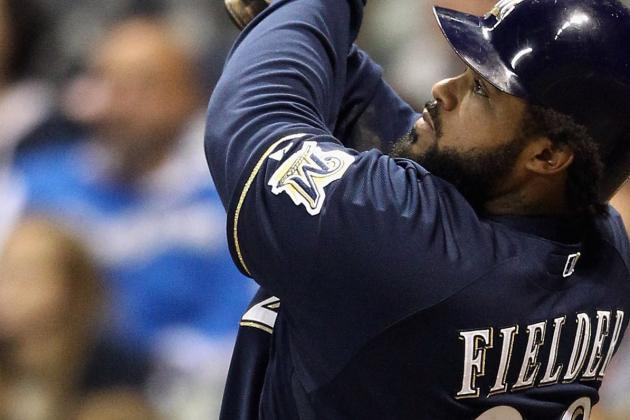 Chicago Cubs Rumors: Prince Fielder Still an Option Despite Other Moves