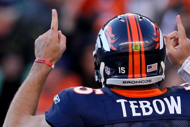 Tim Tebow: The Ideal Role Model Dealing with Adversity and Jealousy from Critics