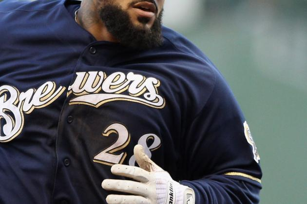 2012 MLB Free Agents: Rangers Would Be Scary with Prince Fielder in Lineup