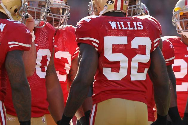 Saints vs. 49ers: Patrick Willis and Defensive Killers Who'll Stop New Orleans
