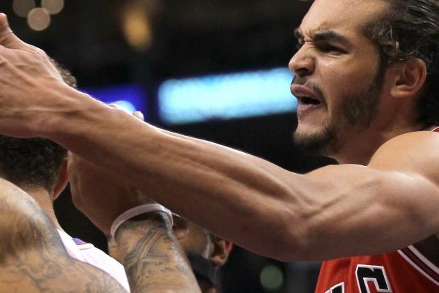 Chicago Bulls Should Consider Amnesty for Carlos Boozer or Joakim Noah Next Year