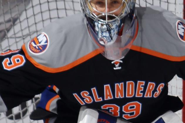 New York Islanders: Rick DiPietro to Have Surgery, Season Likely over