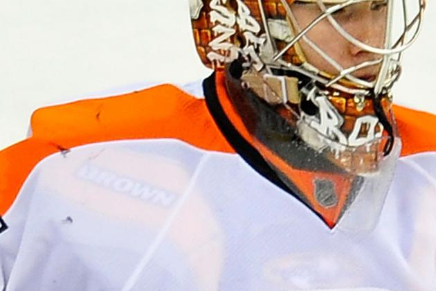 Philadelphia Flyers: Sergei Bobrovsky's Hollow, Fraudulent Numbers