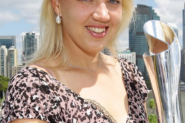 Kaia Kanepi at the 2012 Australian Open: Is She More Dangerous Than Presumed?