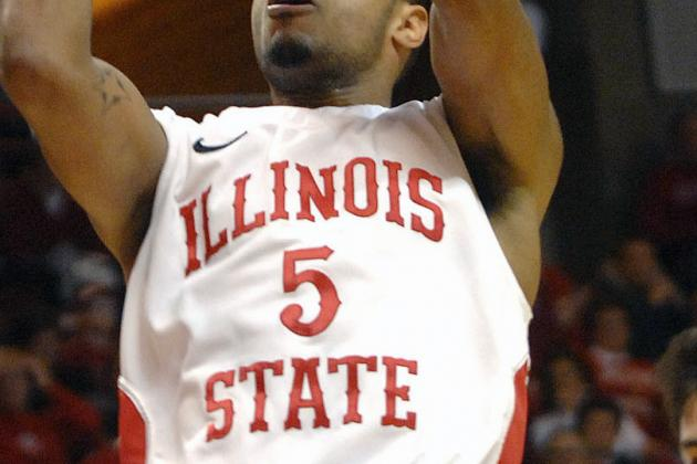 Missouri Valley Conference: Illinois State Outlasted by No. 21 Creighton