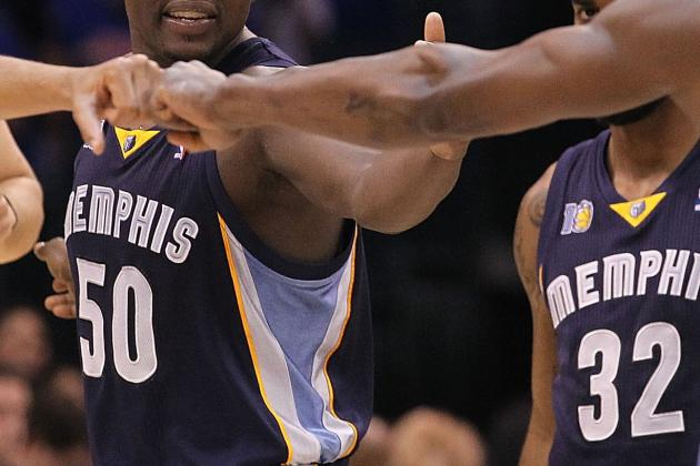 Need Steals? Look to Tony Allen—Need Points? Pass the Mayo