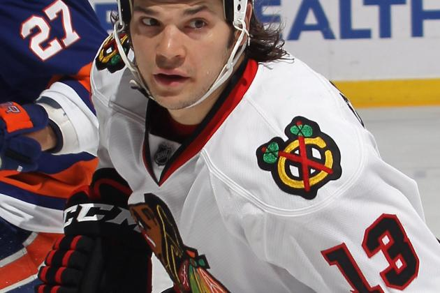Daniel Carcillo's Season Is Over—What Did He Bring to the Chicago Blackhawks?