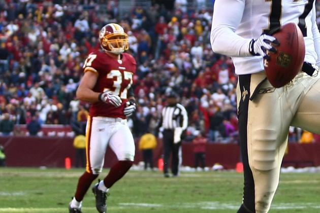 Washington Redskins Can Boost Passing Game with Robert Meachem
