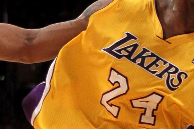 Kobe Bryant: Black Mamba Sends a League-Wide Message with Third 40-Point Effort