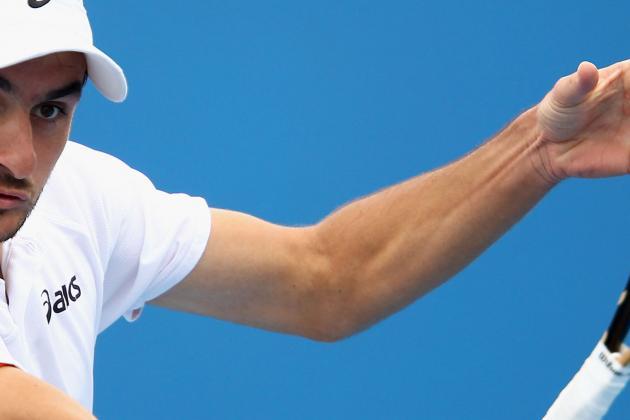 2012 Australian Open Qualifiers: Roger Federer, Rafael Nadal Learn Opponents
