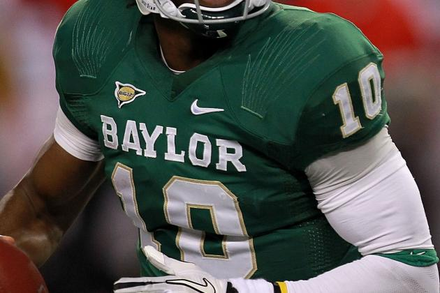 2012 NFL Draft: Robert Griffin and Rookies Who'll Start Immediately