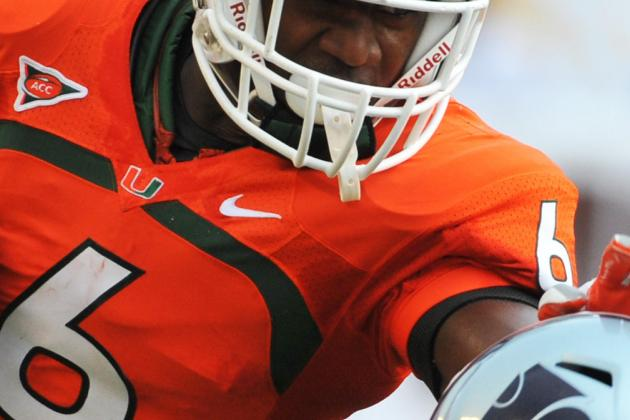 2012 NFL Mock Draft: Skill Position Players Ready to Make Instant Impact