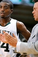 Siena-Manhattan: Jaspers Take Care of Streaking Saints Behind Beamon's 24 Points