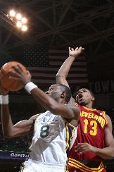 Utah Jazz: Why Josh Howard Must Start over Raja Bell