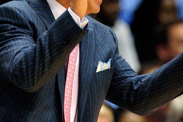 Tar Heels' Loss to Seminoles Shows Team's Lack of Intangibles